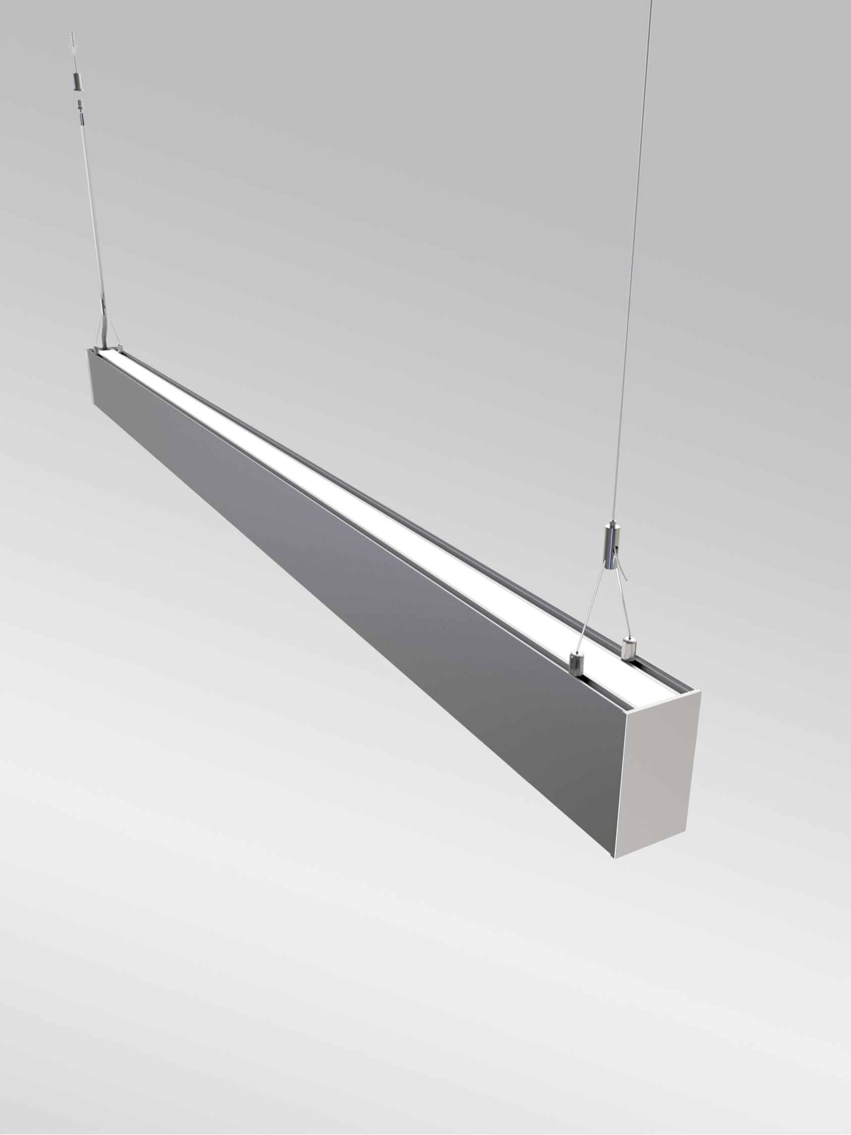 Led Pendelleuchte Direkt Indirekt Ugr 19 Klb Light Solutions