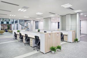 LED-Beleuchtung für Büro und Gewerbe