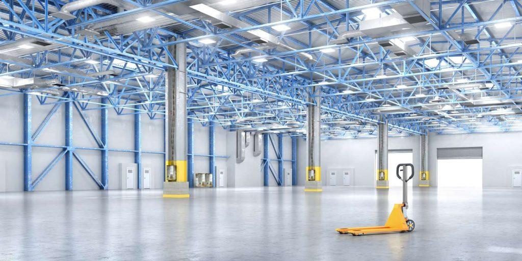 LED Beleuchtung für Industrie und Produktion