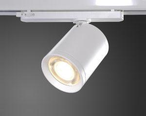 LED Tracklights - rund