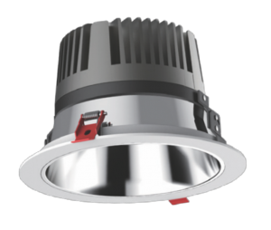 LED Downlight Alu