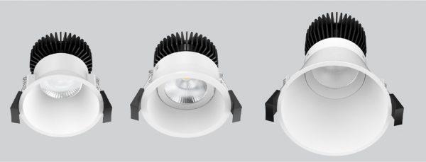 LED DALI Downlight