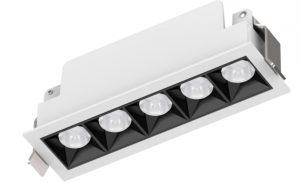 LED Downlight rechteckig